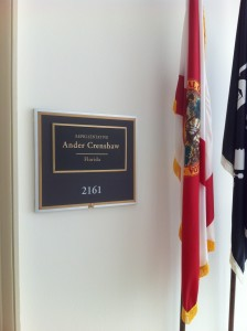 Office of Rep. Ander Crenshaw