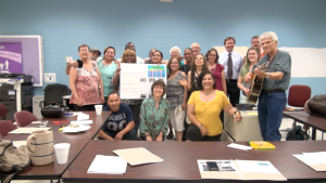 Springfield Climate Justice Coalition meeting