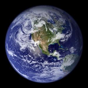 Earth, Blue Planet