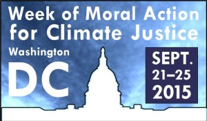 Week of Moral Action for Climate Justice