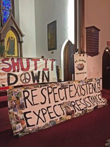 #0601,Pipeline march, Greenfield church,3-'16