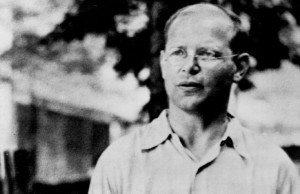 Theologian and pastor Dietrich Bonhoeffer, spokesman and martyr for the Confessing Church, which arose in 1930's Germany to resist the lies of Nazism and to reject Hitler's attempt to make the churches an instrument of Nazi propaganda