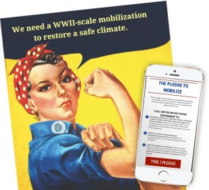 We need WWII scale mobilization.rosie