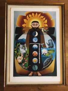 St. Francis: A Canticle to Creation, by Nancy Earle, smic
